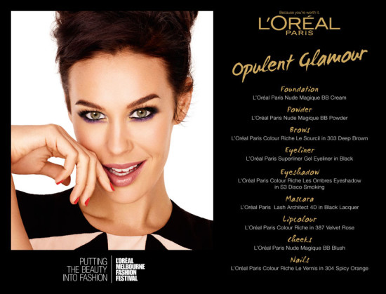 Megan-Gale-LMFF-Face-Chart---Opulent-Glamour