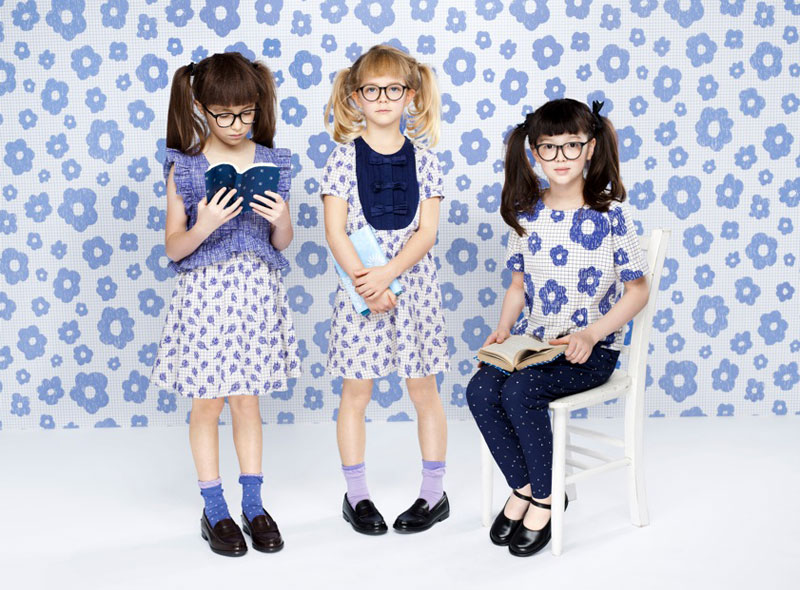 Karen Walker x Uniqlo = KW2 by Karen Walker