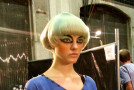 MBFWA: Backstage peek at Romance Was Born by ghd and MAC Cosmetics