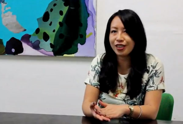 Talking digital convergence in Australia with Sophia Phan in #Fashion