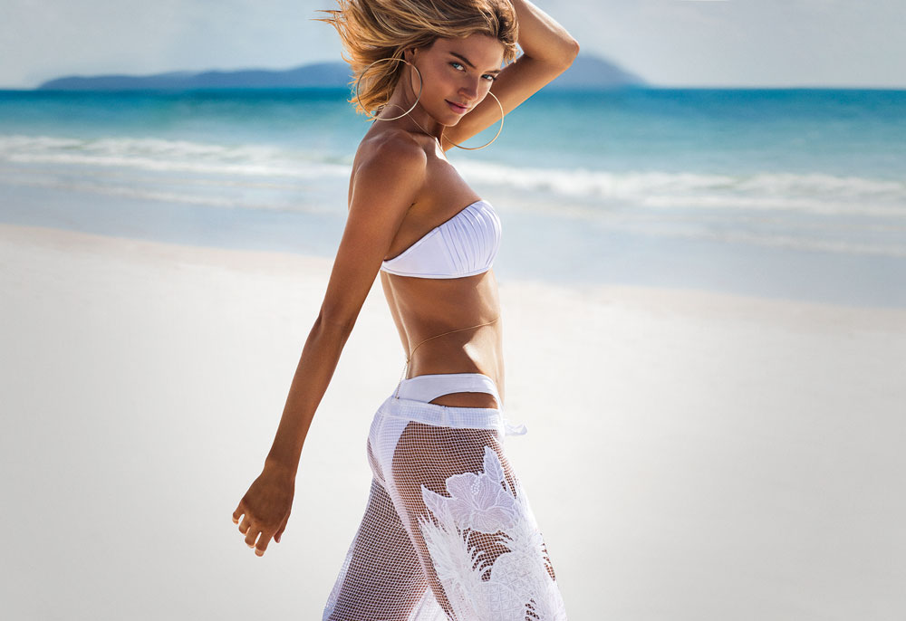Martha Hunt the new face of Seafolly Summer 2014