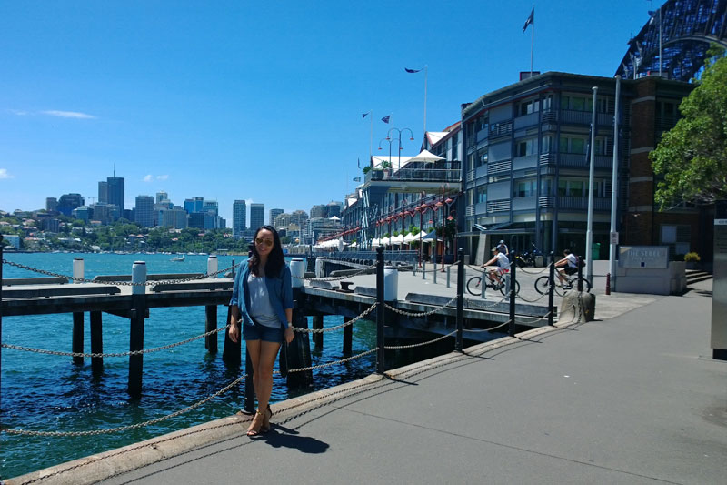 A Sydney Staycation at Pier One Sydney with Ford EcoSport Urban Discoveries