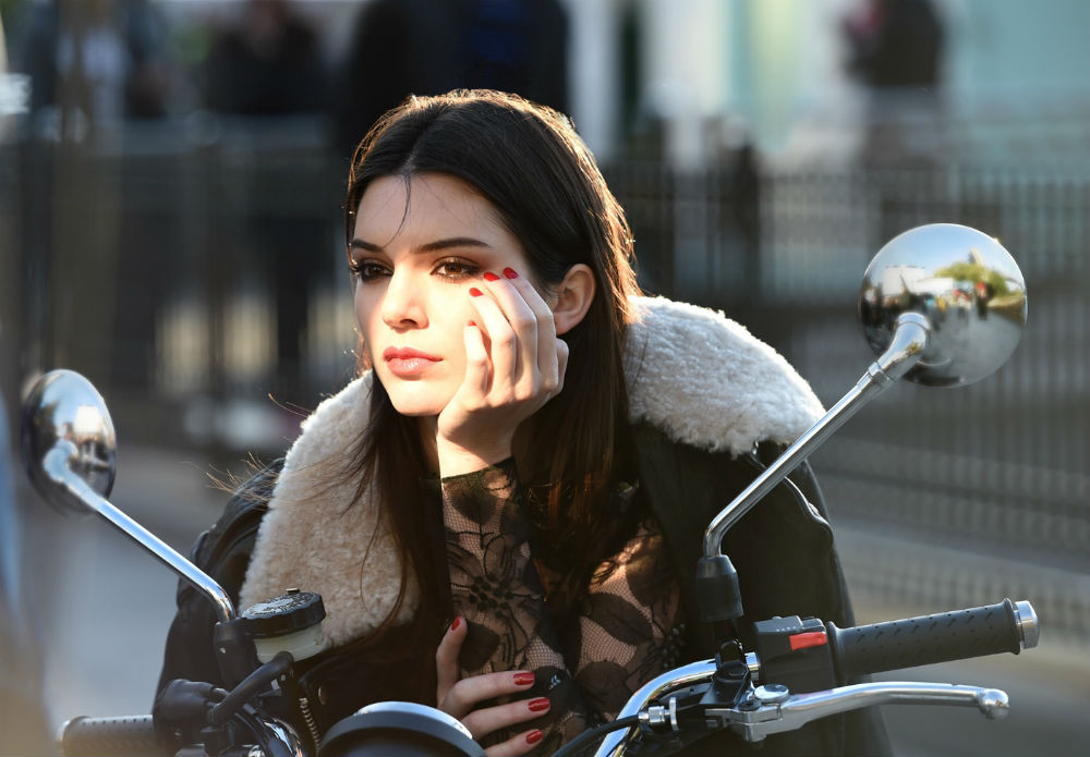Kendall Jenner newest face of Estee Lauder