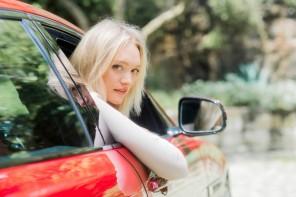 Gemma Ward, Jaguar's newest brand ambassador
