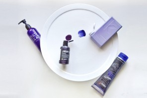 Purple Shampoo: If you lighten your hair you need this