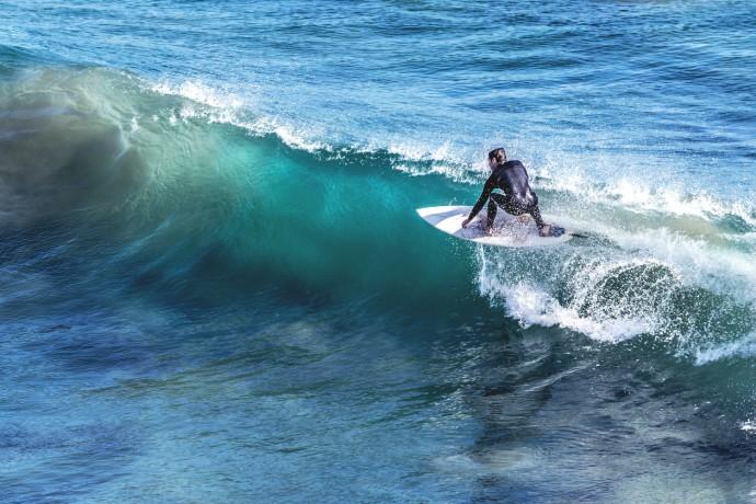 Surfing-fitness
