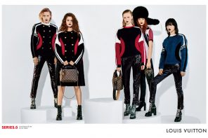 Louis Vuitton A/W 2016: Series 5 lead by Selena Gomez