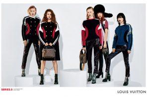 Louis Vuitton A/W 2016: Series 5 lead by Selena Gomez