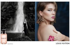 Louis Vuitton launches first fragrance ad campaign with Lea Seydoux